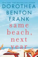 Same Beach, Next Year book jacket