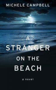A Stranger on a Beach book jacket