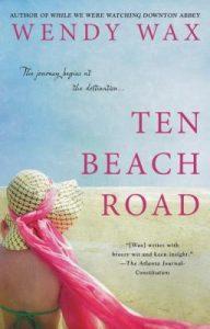 Ten Beach Road book jacket