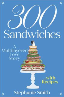 300 sandwiches book jacket