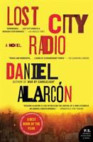 Lost City Radio book jacket