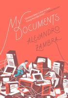 My Documents Book Jacket